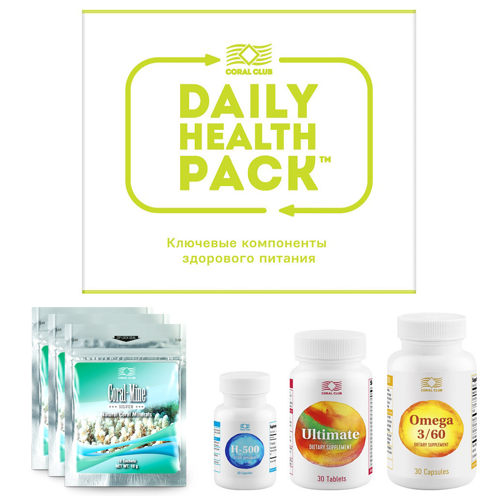 Daily Health Pack ob 1