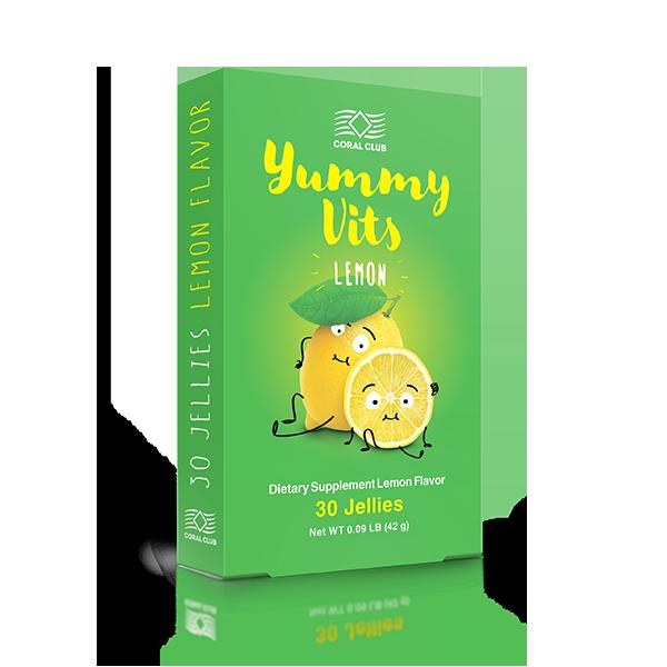 Купить Ямми Витс со вкусом лимона - Коралловый Клуб - сайт ...